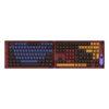 Keycap-akko-blue-&-red-samurai-asa-profile-beegaming-01